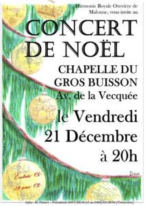 Concert de Noël @ Chapelle de l'Abbaye Musicale | Namur | Wallonie | Belgique