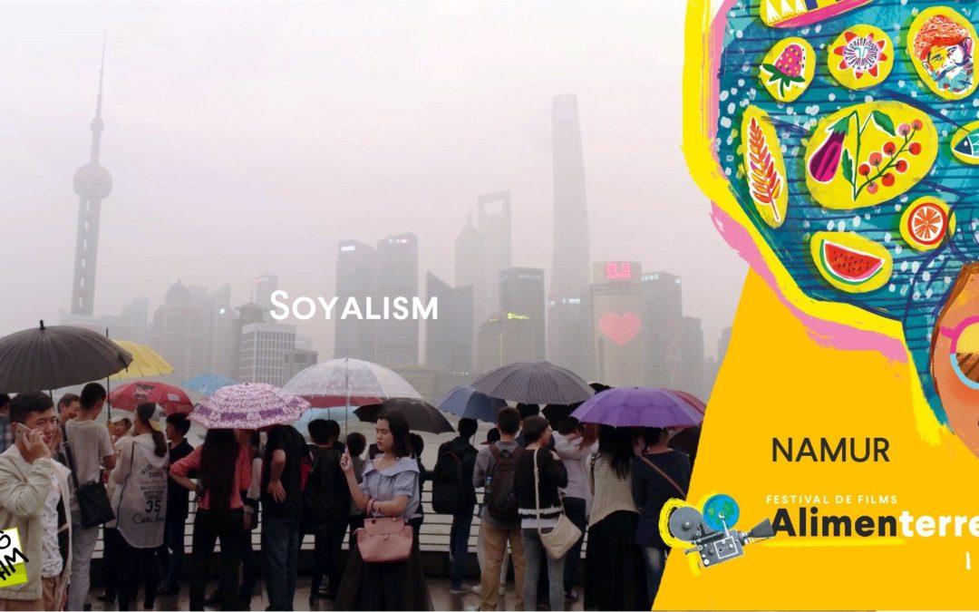 Festival Alimenterre SOYALISM