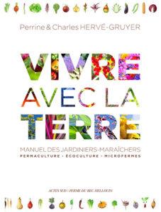 """Conférence : Perrine Hervé-Gruyer présente """"Vivre avec la terre"""" @ Salle Delta"""